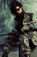 Soldier Swag by Sarqq