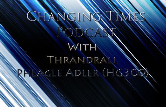 Changing Times with Thrandrall And Pheagle Adler by CheasyDino