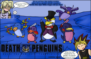 Death by Penguins by Leonidash15