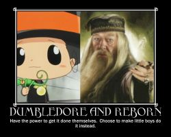 Dumble and Reborn... by 121hlc