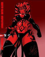 Darth Talon by Inspector97