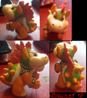 Clay bowser by Ittermat