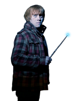 Ron Png by HarryPotter645