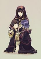The tacticians (Fire Emblem Awakening) by carlmary