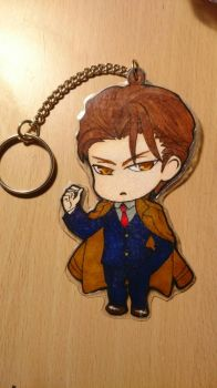 Asami keychain.  by ARS9mm