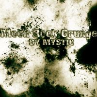 Moon Rock Grunge by Mystic-RD