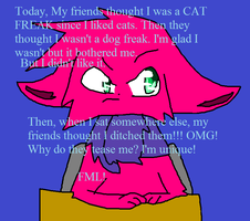 I had a FML Moment by Emberdahkitteh
