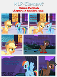 Believe the Winds: 002 by MLP-Element