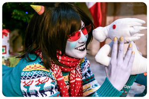 Winterstuck Terezi and Pyralspite by Sioxanne