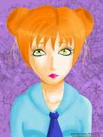 Semi Realistic Gingerhead Girl by Princess-CoCo-154