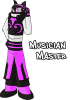 GSOCT Request - Musician Master by Marvelous-Miscreant