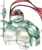 Raph Sketch by c0rkydawL