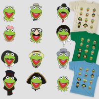 Kermit Couture by Gr8Gonzo