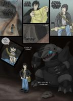 The Cave -1 of 5- by Altered-Zangy