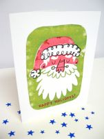 Holiday card download by TRAVALE