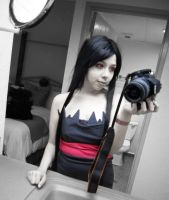 Marceline Adventure Time by AnnPoe