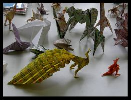 Origami Art by Lilithia