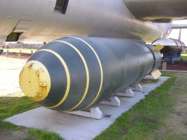 MK17 Thermonuclear Bomb by Jetster1