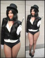 Zatanna - Dc Comics by Daisy-Cos