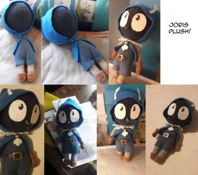 Joris Plush by Jannzky
