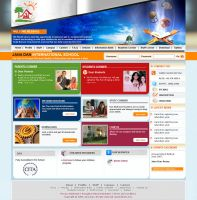 Jana Dan international school by atcreation