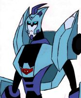 TFA Blurr by mmcfacialhair