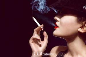 Smoke by leofoto