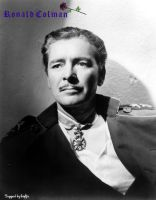 Ronald Colman by HalloweenMAGE
