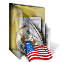 American Government Folder 3 by centpushups