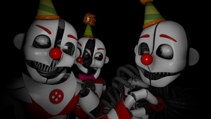 Thought There Was Just ONE Fan-Made Ennard Body?! by KittenLover75