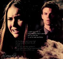 Cry - Elena and Elijah by neangel16