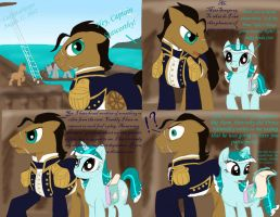 A Seaworthy Surprise by MissSeaShanty