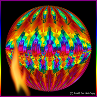 Atomic Fire Ball by RM42