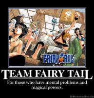 Team Fairy Tail by Drack99
