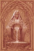 Galadriel by Michael-C-Hayes