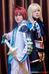 Asbel and Richard by AkiraxHikaru