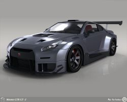 GTR gt2 - Front end by AfroAfroguy