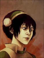 Toph Toph by andrahilde
