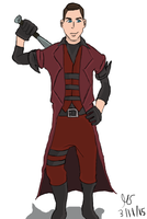 Scout Dante by ThatCharizardGuy