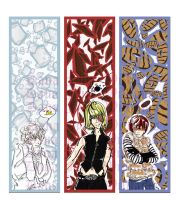 Death Note BookMarks - set 2 by FyireChilde