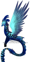 Blue Colors Akaesheus Adopt CLOSED by aerti-doll