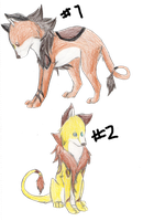 Celeo Adopts - CLOSED by Nat-Adopts
