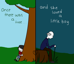 The giving tree by TVsaves