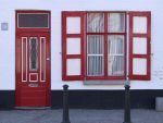 door and window by rhipster