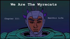 Wyrecats Chapter 3 Title Card by WyreCats