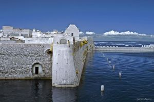 Port of El Jadida by agelisgeo