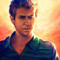 Rory Williams by alicexz