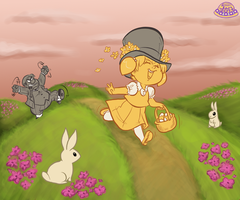 Easter Bonnet Jam - Spring in your Step by TopperHay