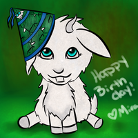 Happy Birthday Rooster by Miranthia