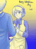 SV - Blue and Yellow by kurokawa-ayumi
